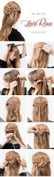 best 25 rose hairstyle ideas on pinterest rose braid how to