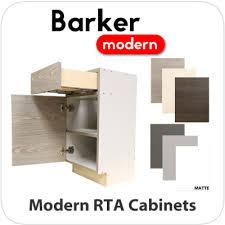 barker modern cabinets reviews modern custom rta cabinets made in usa