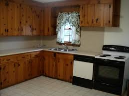 Knotty Pine Kitchen Cabinet Doors Knotty Alder Kitchen Cabinet Doors Home Faithful