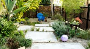 your backyard landscaping strategy manicured or untamed