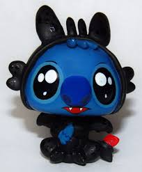 halloween lps disney stitch halloween costume mascot figure accessories stand