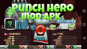 modded apk punch v1 3 8 unlimited money mod apk