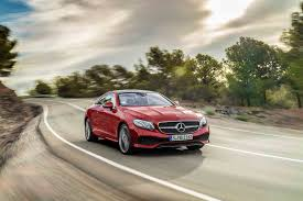 2018 mercedes benz e400 coupe first look automobile magazine
