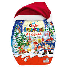 advent calendar kinder friends chocolate more