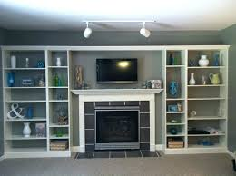 Ikea Billy Bookcase Hack Built In Hack Studio Do This Basement For Art Supplies Shelves