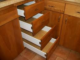 Kitchen Cabinet Pieces by Kitchen Cabinet Garbage Drawer Parts