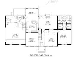 Side Garage Floor Plans Houseplans Biz House Plan 3120 A The Pendleton A