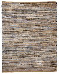 jute rug american graffiti denim and jute rug contemporary area rugs