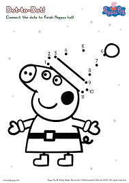 peppa pig printable christmas worksheets the multitasking woman