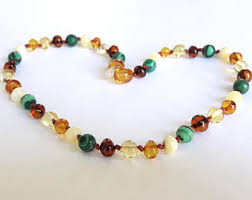 jewelry amber necklace images Amber necklace etsy jpg