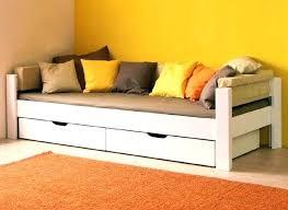 canapé avec lit tiroir canapac lit tiroir adulte canape avec lit tiroir vreta canapac