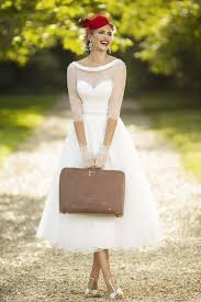retro wedding dresses view our range of affordable tea length wedding dresses from