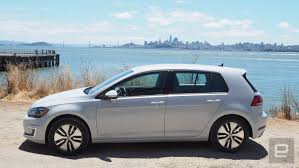 old volkswagen golf volkswagen u0027s e golf sits in the past while looking to the future
