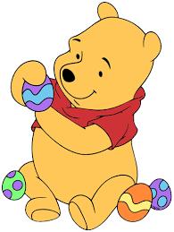 winnie the pooh easter eggs disney easter clip 4 disney clip galore
