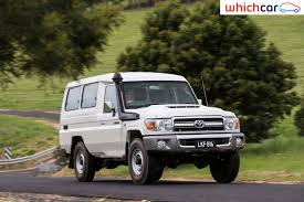 land cruiser 70 pickup 2018 toyota landcruiser 70 series review
