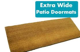 Patio Door Mat How To Choose The Right Doormat Make An Entrance Door Mat