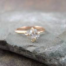 artisan engagement rings engagement ring 14k yellow gold