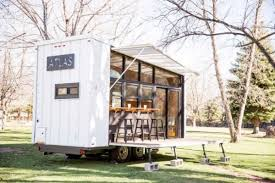 196 sq ft atlas tiny house on wheels