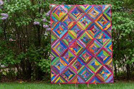 every last piece featured quilt of the week rose trellis