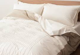 yamuna ivory cotton duvet covers natural bed company