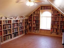 Library Bedroom Best 25 Attic Library Ideas On Pinterest Attic Renovation