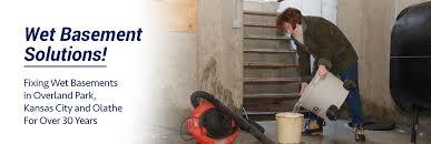 Dry Basement Kansas City by Kc Waterproofing Kansas City Mo Basement U0026 Foundation Repair