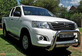toyota cars for sale 2015 toyota hilux 2 5 d 4d srx xtra cab used car for sale in