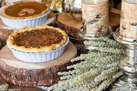 roasted pumpkin pie chocolate bourbon pecan pie