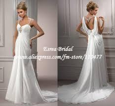 Grecian Wedding Dresses Backless Grecian Wedding Dress