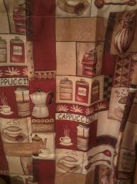 Coffee Themed Kitchen Curtains by 63 Best Coffee Theme Kitchen Images On Pinterest Coffee Beans