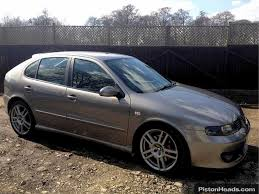seat leon cupra r catch it while you can pistonheads