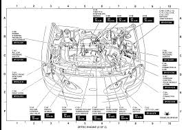 ford focus engine diagram 98 honda accord engine diagram