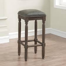 Pier One Bar Table Bar Stools Industrial Counter Stools Backless Swivel Bar Pier