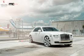 diamond rolls royce price rolls royce ghost gets sick looking vellano forged wheels black