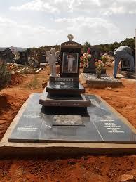 tombstones for tombstones headstones gravestones in cullinan