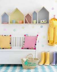Best Children Bedroom Inspiration Images On Pinterest - Shelf kids room