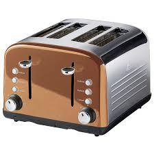 sainsburys kitchen collection sainsburys collection toaster copper sainsbury s