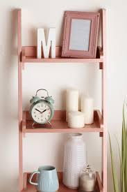 nightstand exquisite grey and rose gold bedroom dark wood