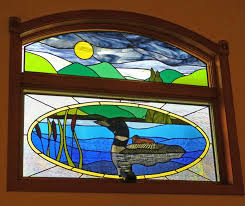 154 Best Stained Glass In Old Window Frames Images On Pinterest