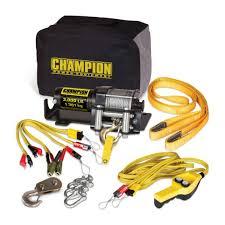 winches u0026 hoists champion power equipment