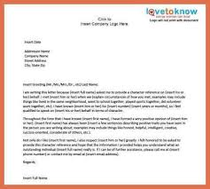 reference letter template 37 free sample example format