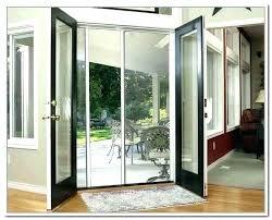 Sliding Patio Door Lock Lowes Sliding Patio Doors Patio Steel Sliding Glass Doors Entry