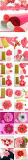 diy crepe paper flowers fabdiy
