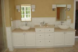 bathroom with wainscoting ideas bathroom designed with uses wainscoting bathroom