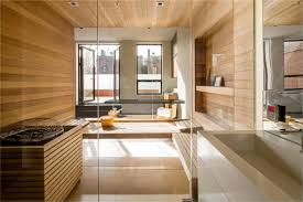 sauna converted townhouse in greenwich village in new york city