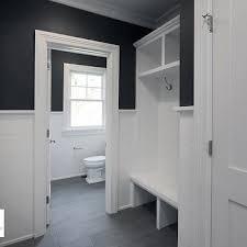 Mudroom Design Grey Mudroom Design Transitional Laundry Room Sir Development
