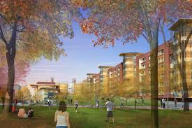Upenn Campus Map Penn To Build Its First Ever New College House Penn News
