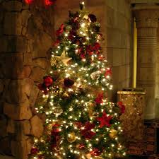 how to decorate a christmas tree elegantly podcast garden
