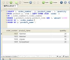 sql query browser tutorial building queries visually in mysql query browser packt hub