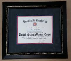 honorable discharge certificate framed honorable discharge certificate made in the usa columbia